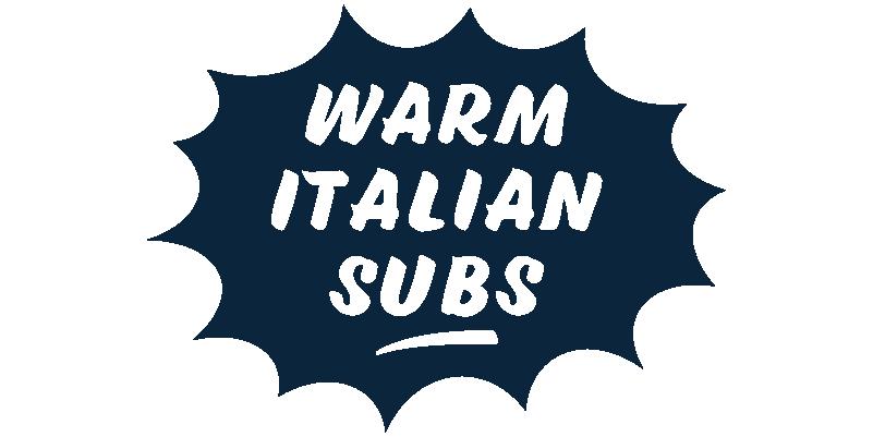 Warm Italian Subs