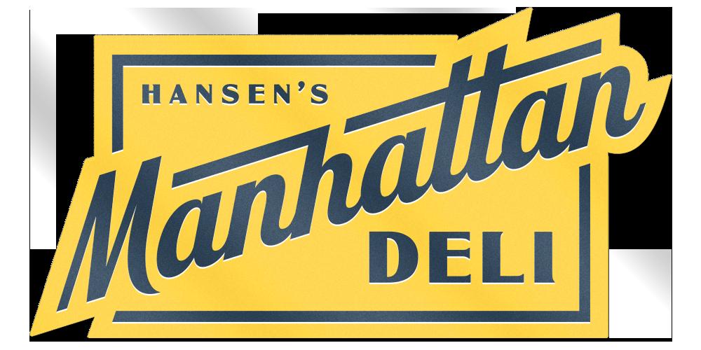 Hansen's Manhattan Deli Logo